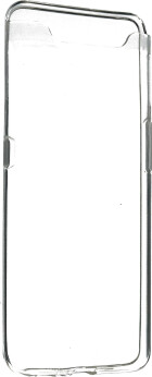 Mobiparts Essential TPU Case Samsung Galaxy A80 (2019) Transparent