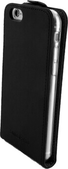 Mobiparts Premium Flip TPU Case Apple iPhone 6/6S Black