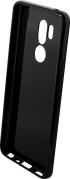 Mobiparts Classic TPU Case LG G7 ThinQ Black