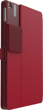 Speck Balance Folio Case Apple iPad 10.2 (2019/2020) Dark Poppy Red