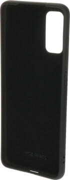 Mobiparts Silicone Cover Samsung Galaxy S20 Black