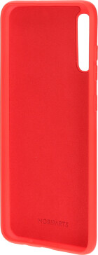 Mobiparts Silicone Cover Samsung Galaxy A70 (2019) Scarlet Red
