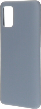 Mobiparts Silicone Cover Samsung Galaxy A51 (2020) Royal Grey