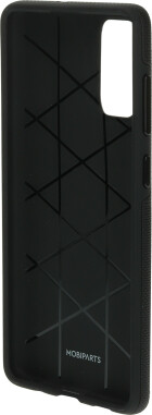 Mobiparts Rugged Tough Grip Case Samsung Galaxy S20 Black