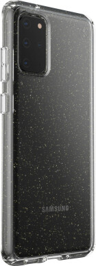 Speck Presidio Perfect Clear Glitter Samsung Galaxy S20 Plus Clear/