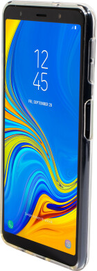 Mobiparts Classic TPU Case Samsung Galaxy A7 (2018) Transparent
