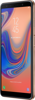 Samsung Galaxy A7 2018 Gold