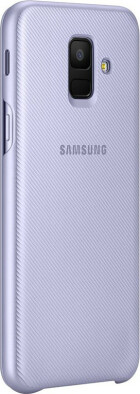 Samsung Galaxy A6 (2018) Wallet Cover Lavender