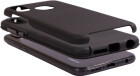Mobiparts Rugged Tough Grip Case Huawei P20 Lite Black