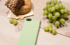 Mobiparts Silicone Cover Huawei P30 Lite Pistache Green