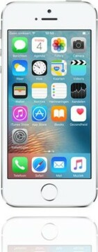 Refurbished Apple iPhone 5s 16GB Silver (R) Silver