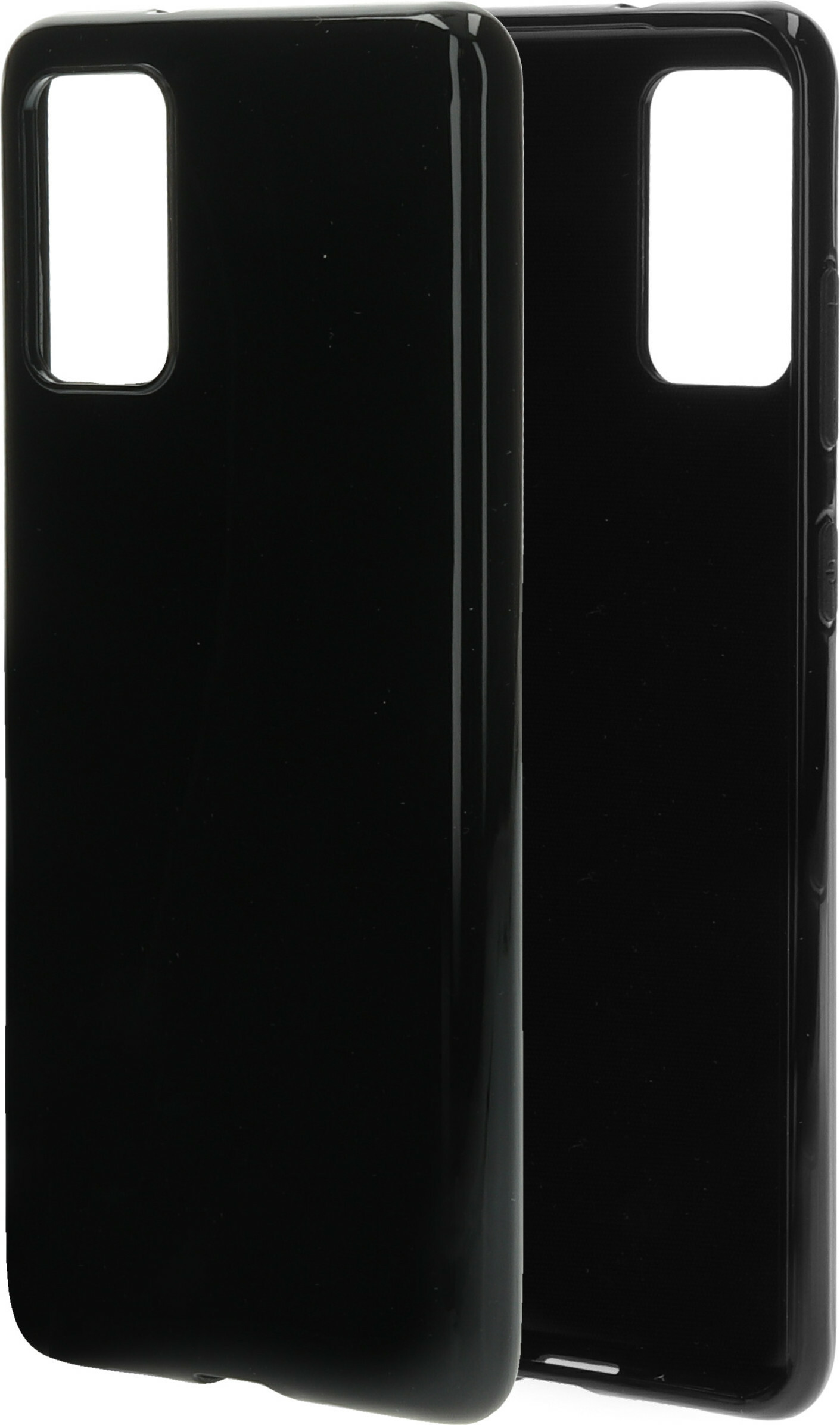 Mobiparts Classic TPU Case Samsung Galaxy S20 Plus Black