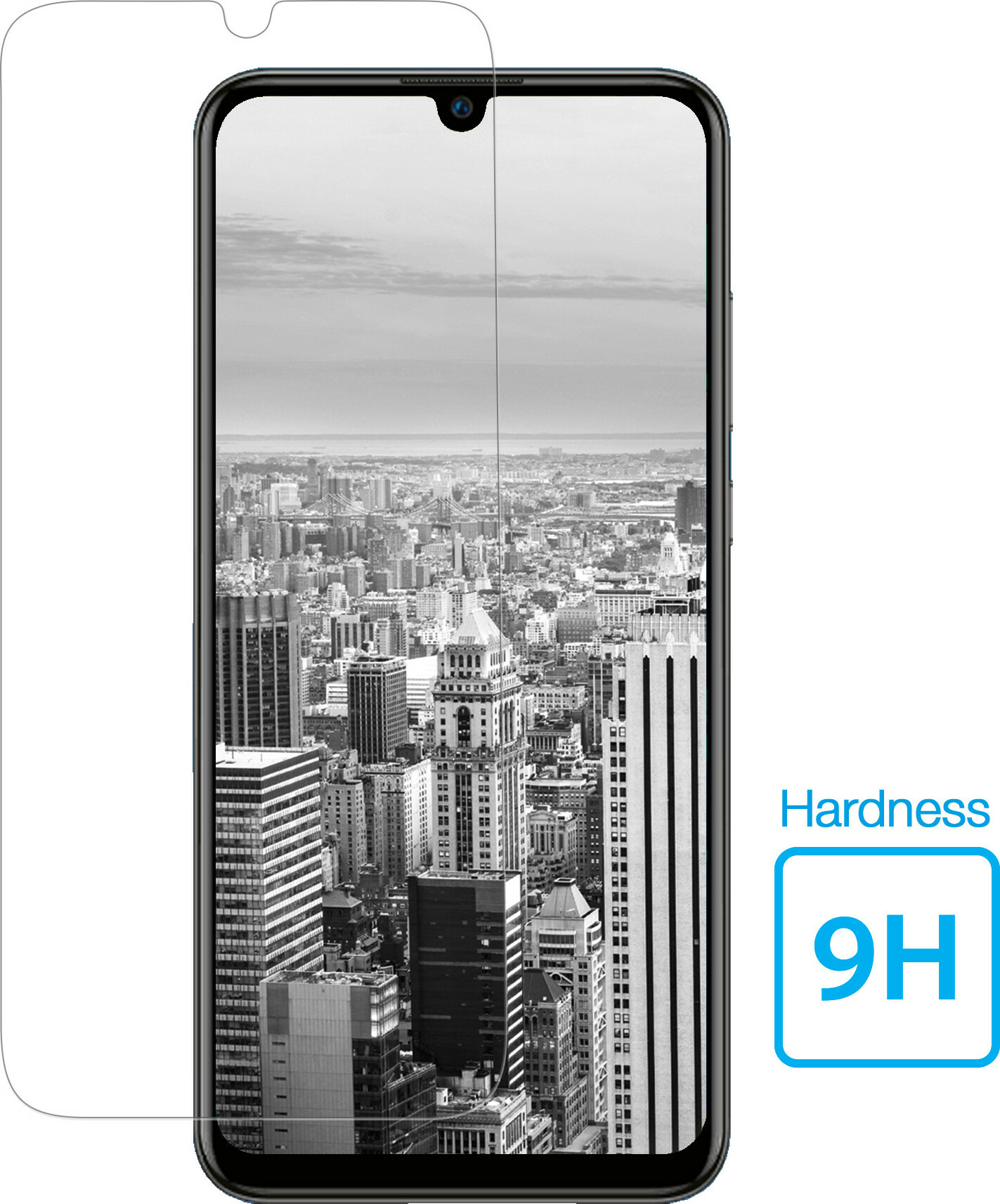 Mobiparts Regular Tempered Glass Huawei P Smart (2019)