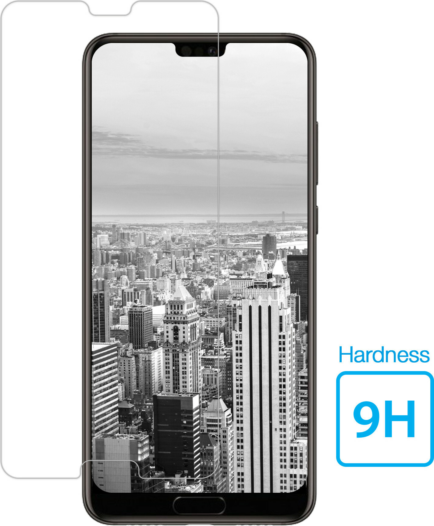 Mobiparts Regular Tempered Glass Huawei P20 Pro