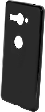 Mobiparts Essential TPU Case Sony Xperia XZ2 Compact Black