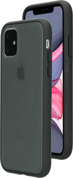 Mobiparts Classic Hardcover Apple iPhone 11 Grey