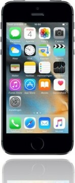 Refurbished Apple iPhone 5s 32GB Space Grey (R) Zilver