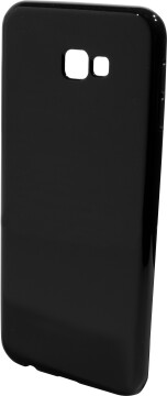 Mobiparts Essential TPU Case Samsung Galaxy J4 Plus (2018) Black