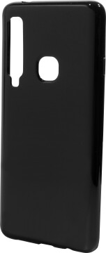 Mobiparts Essential TPU Case Samsung Galaxy A9 (2018) Black