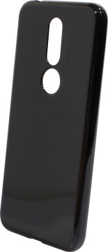 Mobiparts Essential TPU Case Nokia 7.1 (2018) Black