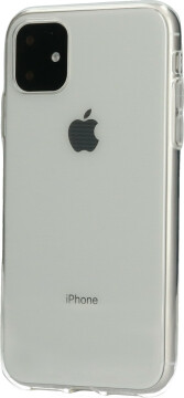 Mobiparts Classic TPU Case Apple iPhone 11 Transparent