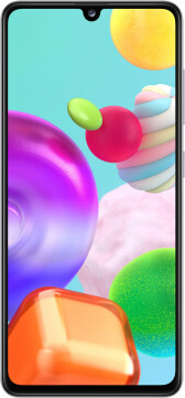 Samsung Galaxy A41 64GB Prism Crush White