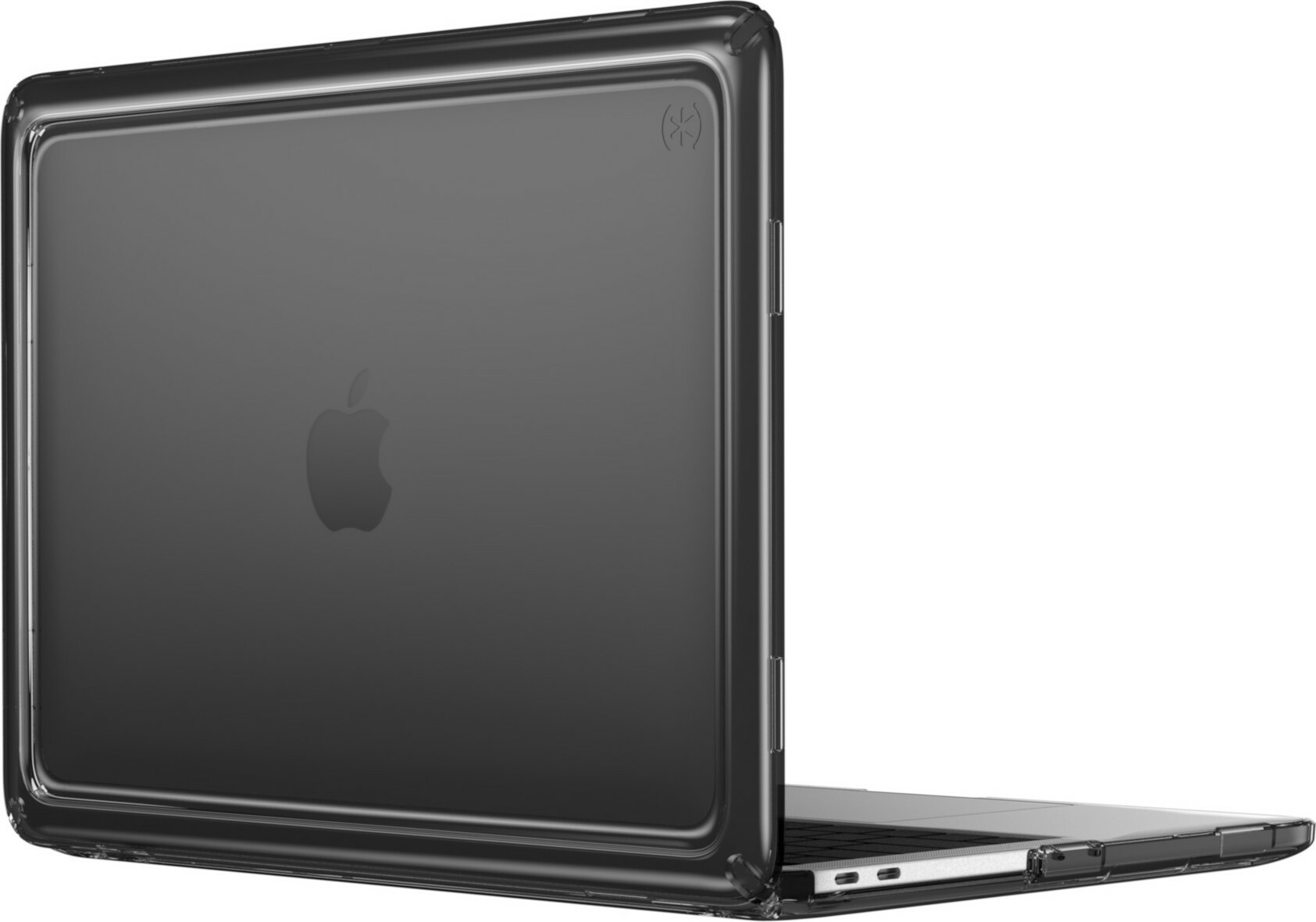 Speck Presidio Clear Cover MacBook Pro 13 inch w/and without TB Onyx Black