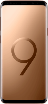 Samsung galaxy S9 Plus 64GB Sunrise Gold