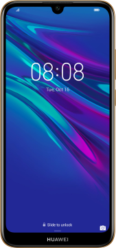 Huawei Y6 2019 32GB Amber Brown