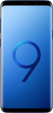 Samsung galaxy S9 Plus 64GB Blue