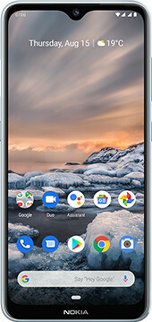 Nokia 7.2 128GB Ice