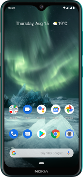 Nokia 7.2 128GB Cyan Green