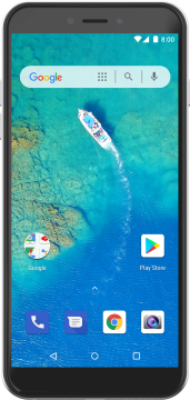 General Mobile Android One GM 8 Go Space Grey