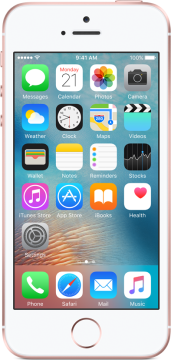 Apple Refurbished iPhone SE 64GB Rose Gold