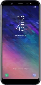 Samsung Galaxy A6 Plus 2018 Orchid Grey