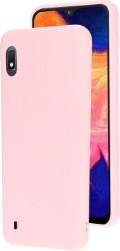 Mobiparts Silicone Cover Samsung Galaxy A10 (2019) Blossom Pink