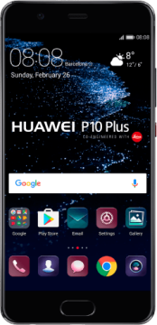 Huawei P10 plus Graphite Black