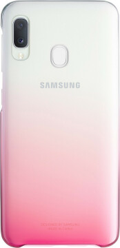 Samsung Galaxy A20e (2019) Gradation Cover Pink