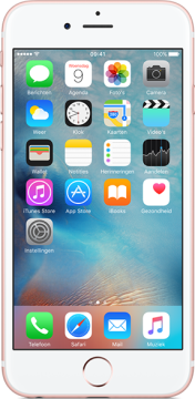 Apple Refurbished iPhone 6S 64GB Rose Gold