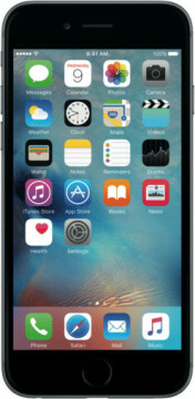 Refurbished Apple iPhone 6 16GB Space Grey (R) Space Grey