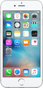 Apple Refurbished iPhone 6S 32GB Silver