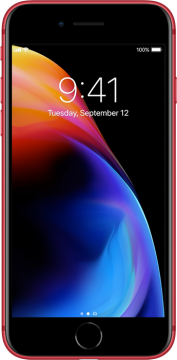 Apple Refurbished iPhone 8 64GB Red