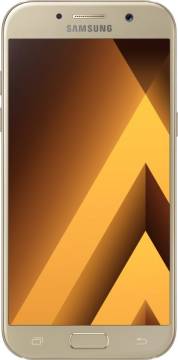 Samsung Galaxy A5 2017 Gold