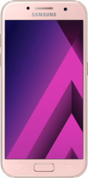 Samsung Galaxy A3 2017 Peach Cloud
