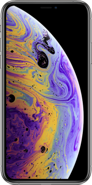 Apple Refurbished iPhone XS 64GB Silver