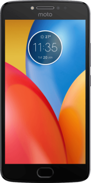 Motorola Moto E4 Plus Grey