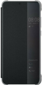 Huawei P30 Pro Smart View Flip Cover Black