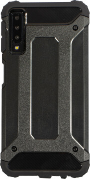 Mobiparts Rugged Shield Case Samsung Galaxy A7 (2018) Black