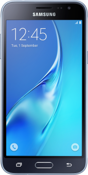 Samsung Galaxy J3 (2016) Black