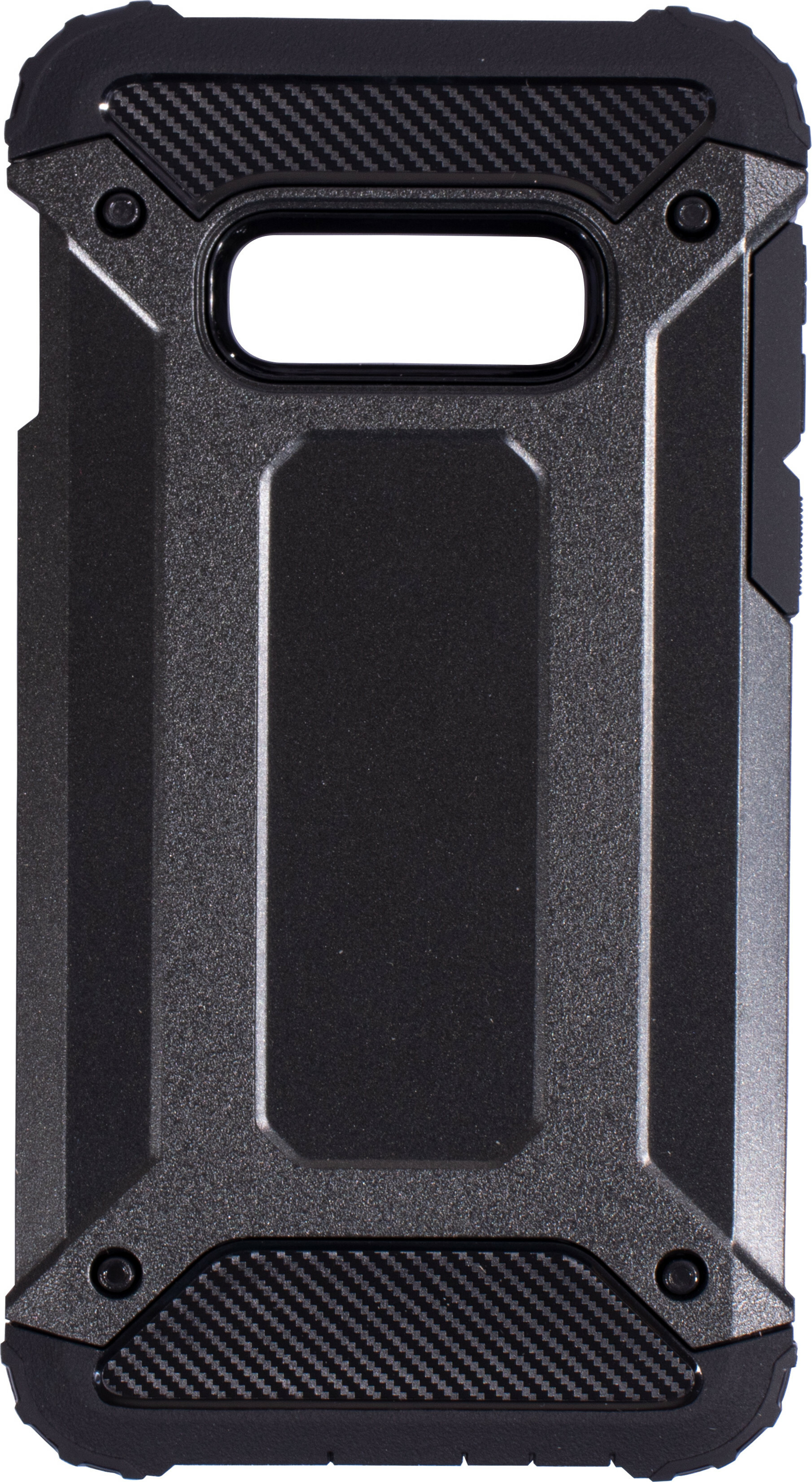Mobiparts Rugged Shield Case Samsung Galaxy S10e Black